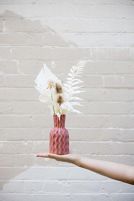 Bespoke Blooms Small Dried Flower Arrangement