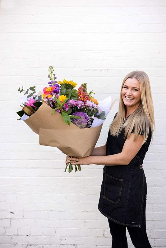 Florist Choice Bright Flower Bouquet - Mater Florist Brisbane