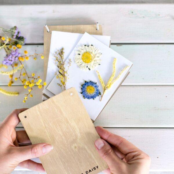 Flower Press Kit - Poppy and Daisy