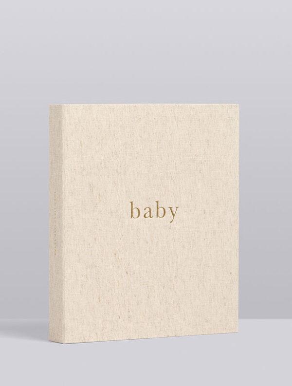 Baby Milestone Book Write to Me