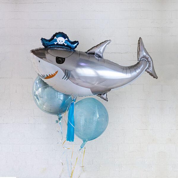 Mater Florist Shark Balloon set