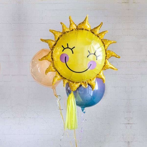 Mater Florist Sunshine Balloon set