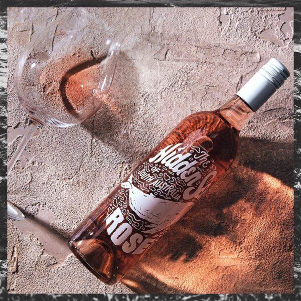 The Hidden Sea Rose Wine
