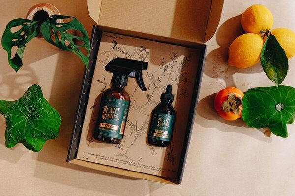 The Plant Runner Gift Box