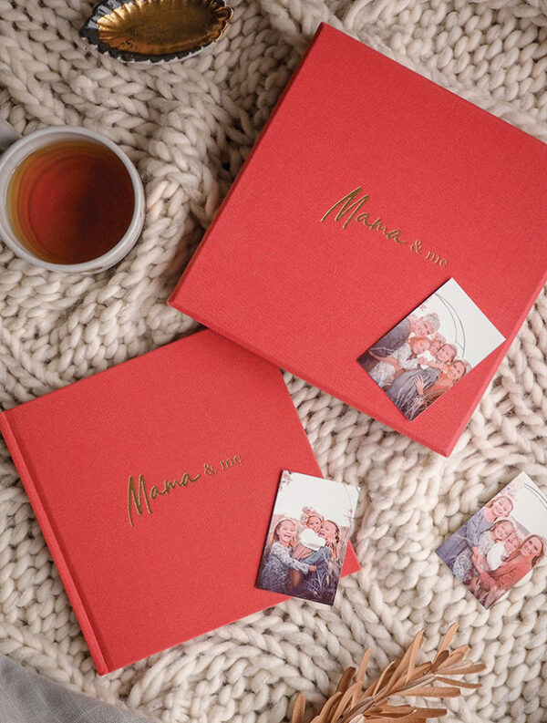 The Quin Girls Write to Me Memory Book